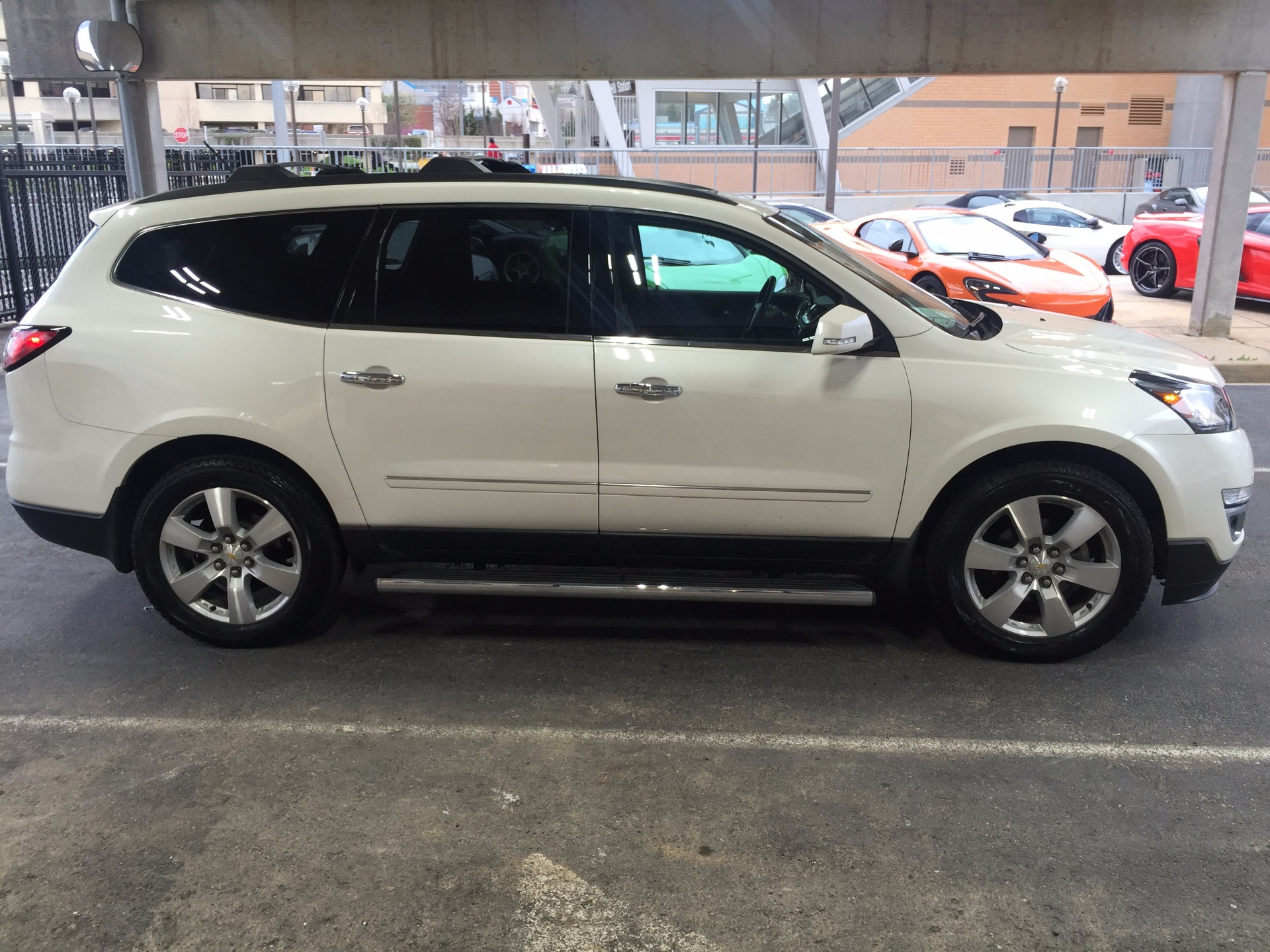 used 2015 chevrolet traverse for sale in washington dc autos post. Black Bedroom Furniture Sets. Home Design Ideas