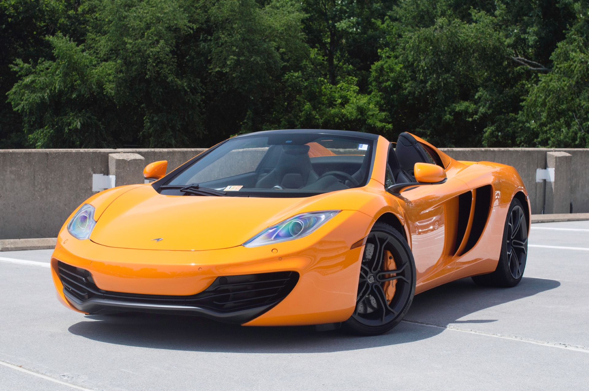 Good New 2014 McLaren MP4 12C Spider | Vienna, VA