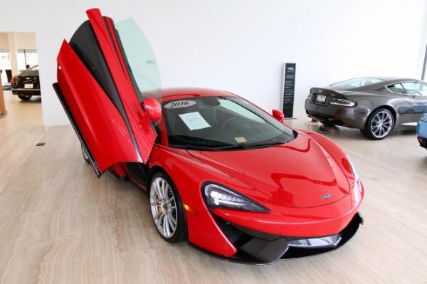 Used 2016 McLaren 570S  | Vienna, VA