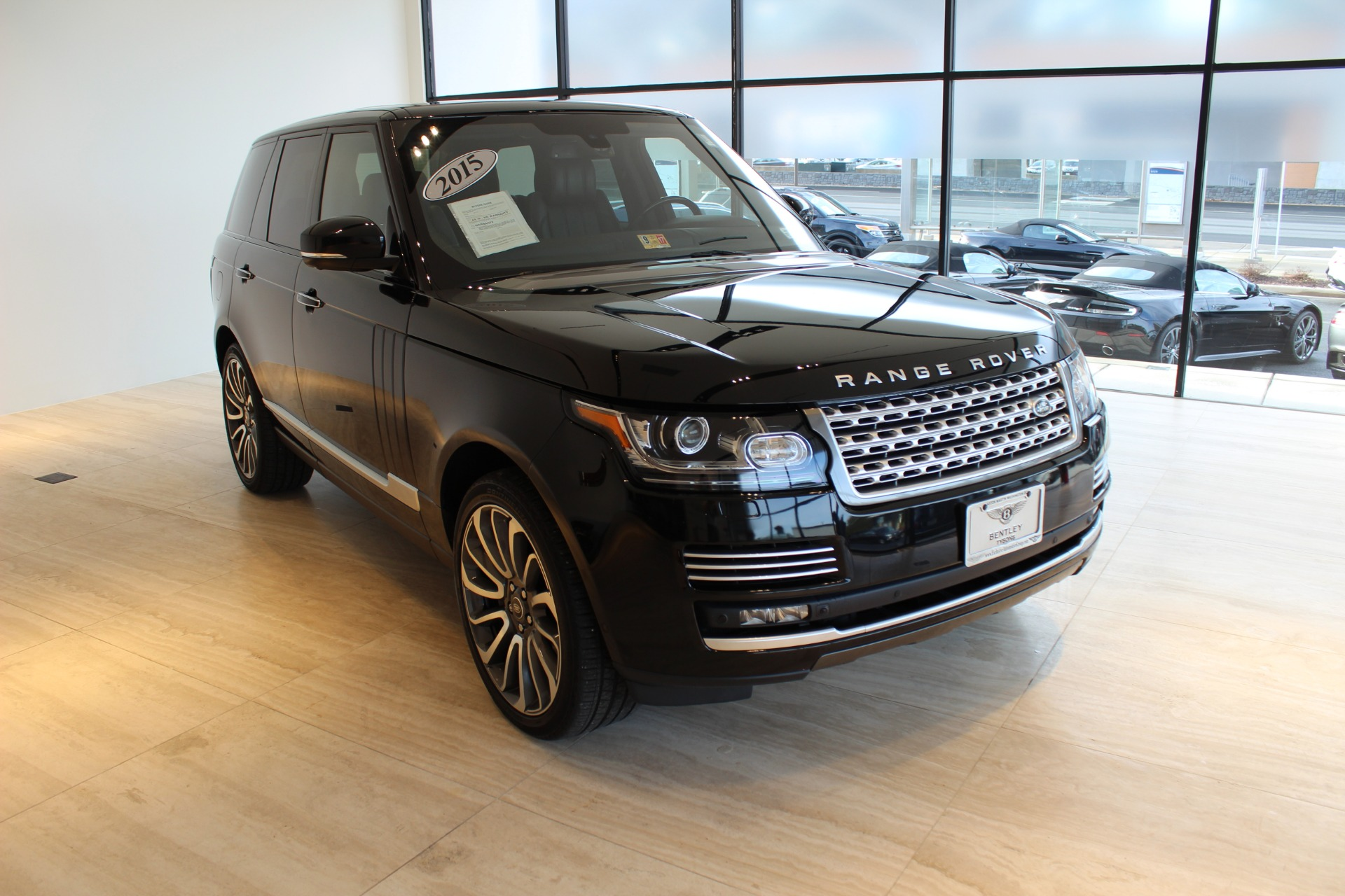 2015 Land Rover Range Rover Autobiography Stock 7N A for sale