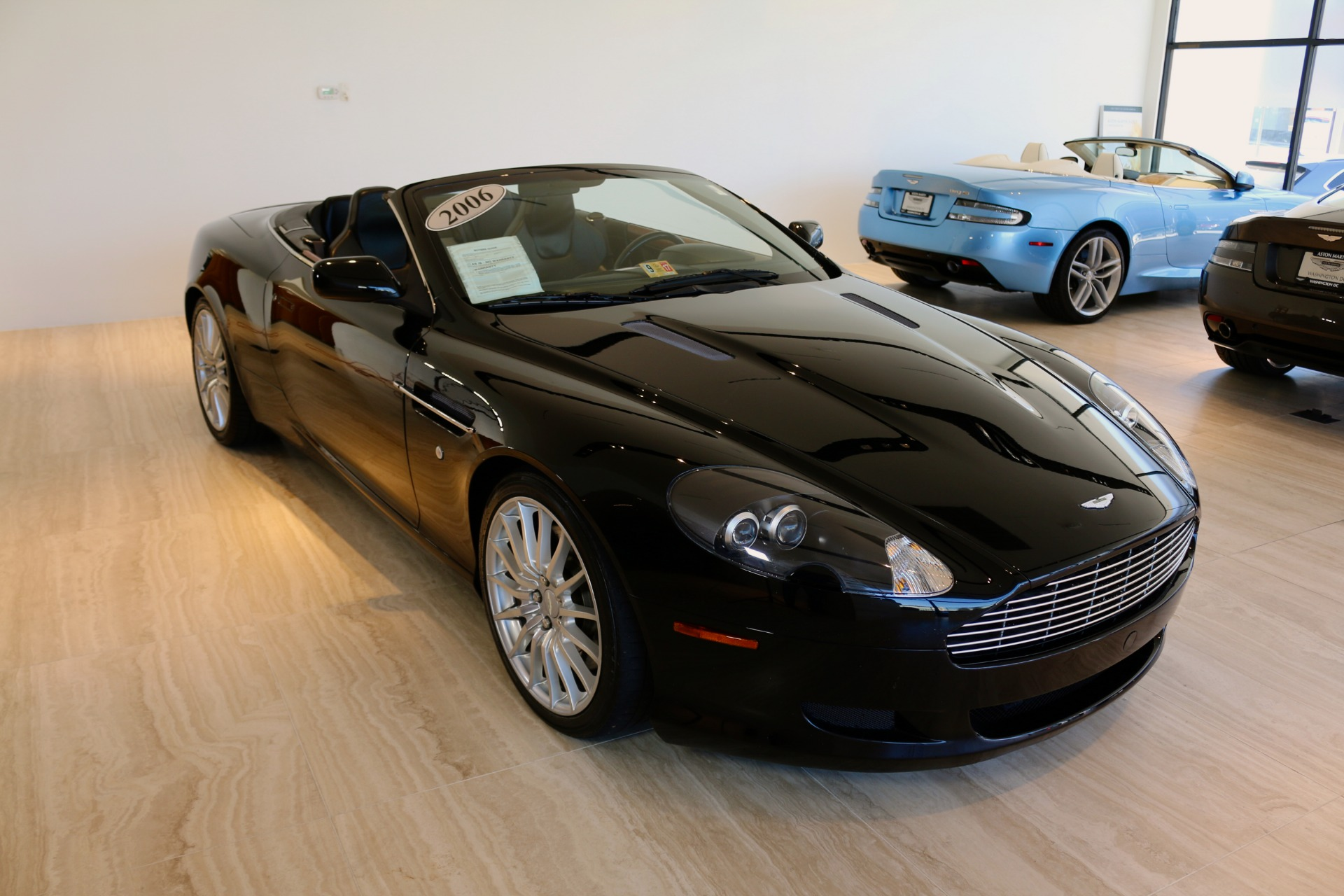 Aston Martin DB Volante Stock PB For Sale Near Vienna - 2006 aston martin