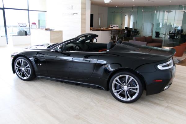 New 2017 Aston Martin V12 Vantage S Roadster | Vienna, VA