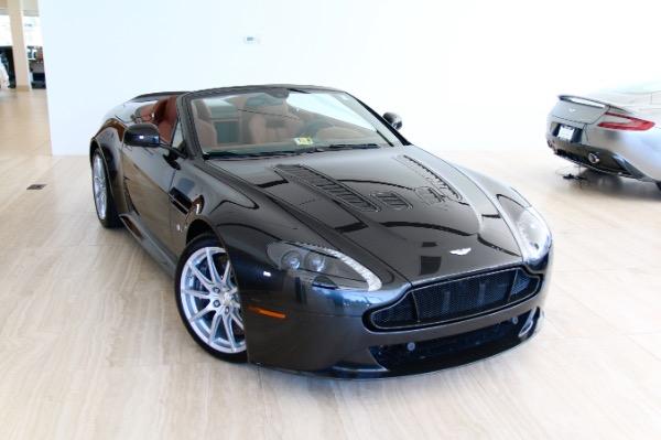 New 2017 Aston Martin V12 Vantage S-Vienna, VA