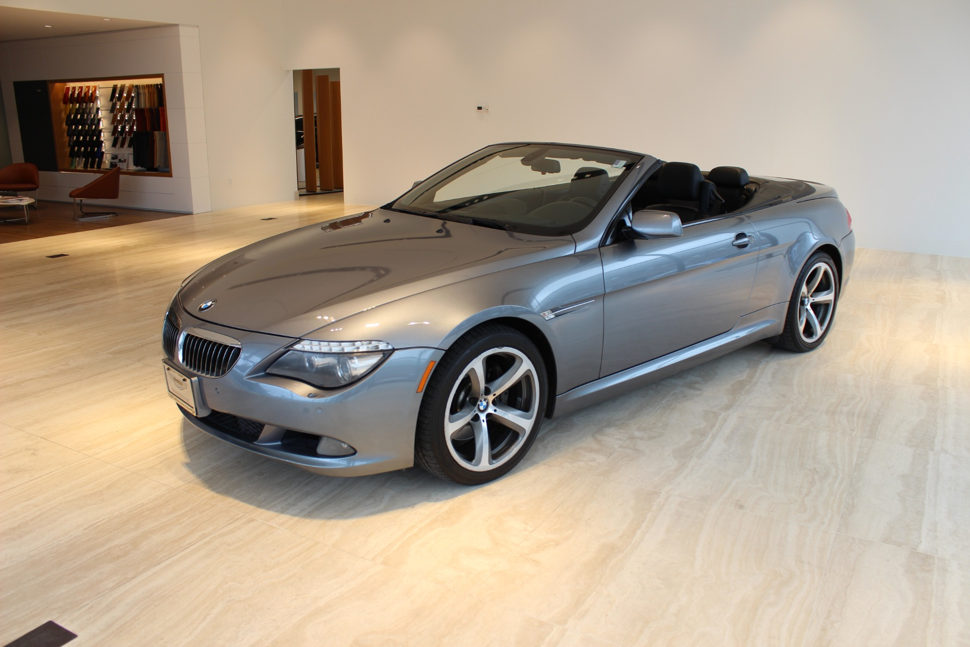 2008 BMW 6 Series 650i Stock # P092352C for sale near Vienna, VA ...