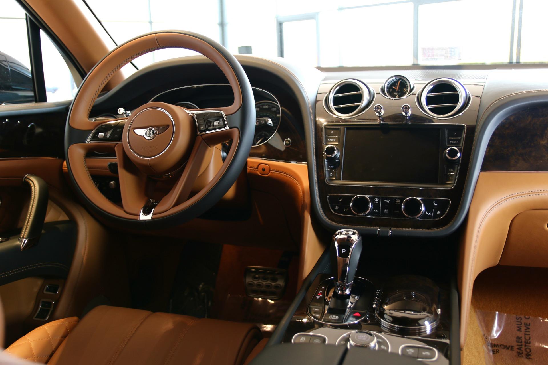 2017 Bentley BENTAYGA W12 SIGNATURE Stock 7NC B for sale near