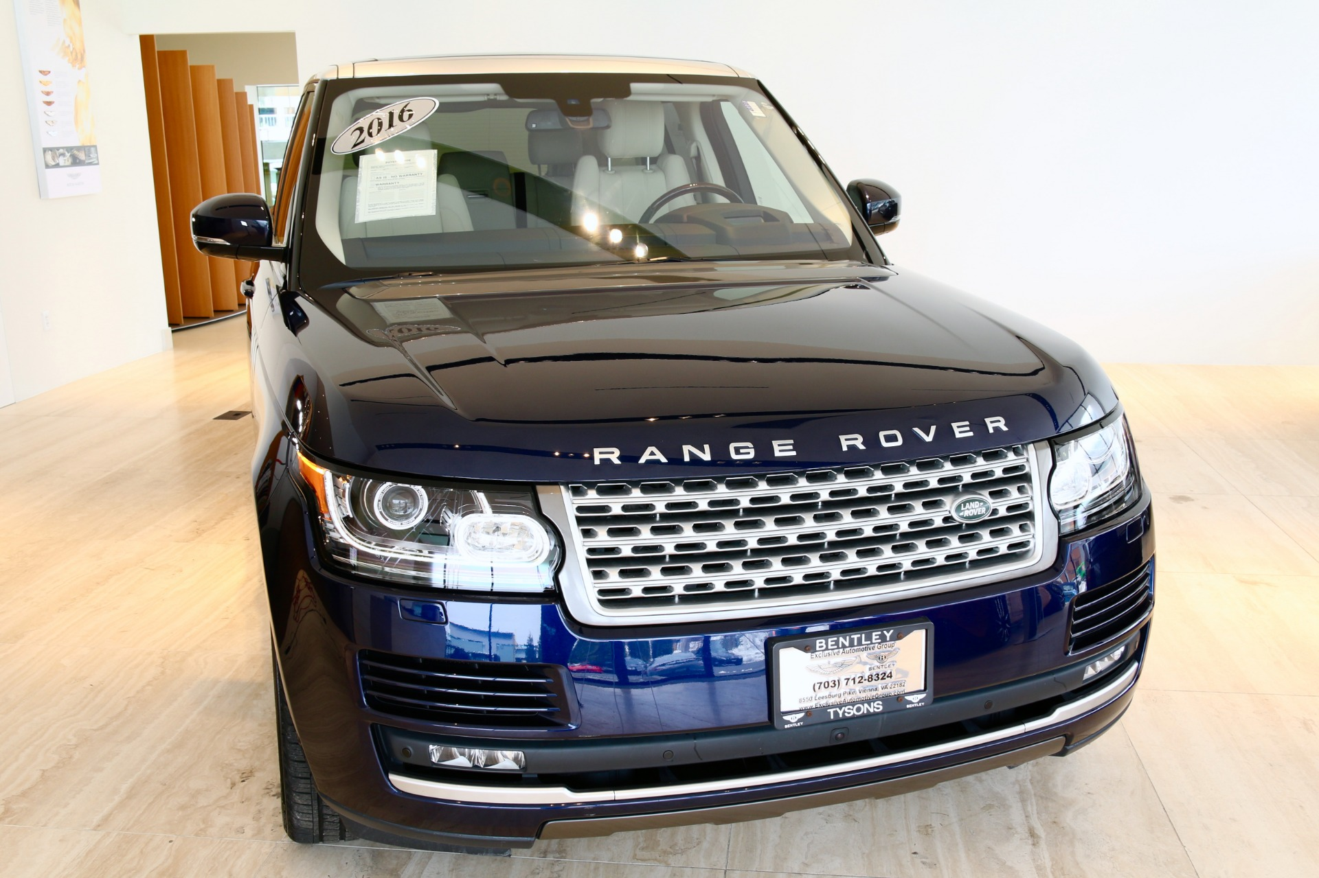 Used Land Rover Range Rover For Sale In Washington Dc