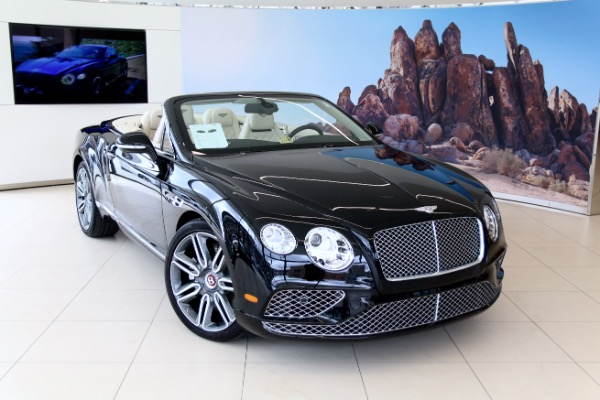 2017 Bentley Continental GTC V8