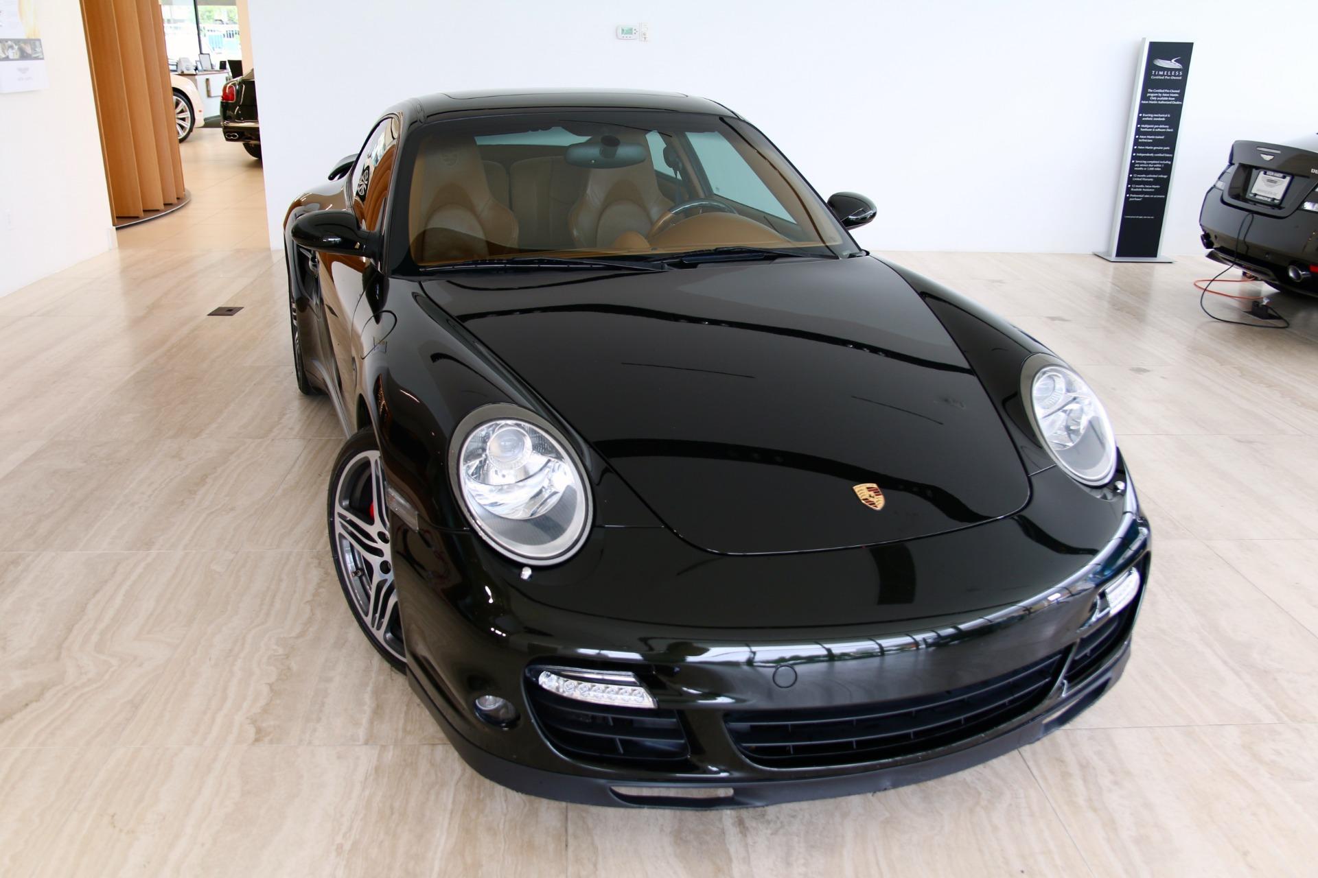 2007 Porsche 911 Turbo Stock # P84457 for sale near Vienna, VA | VA