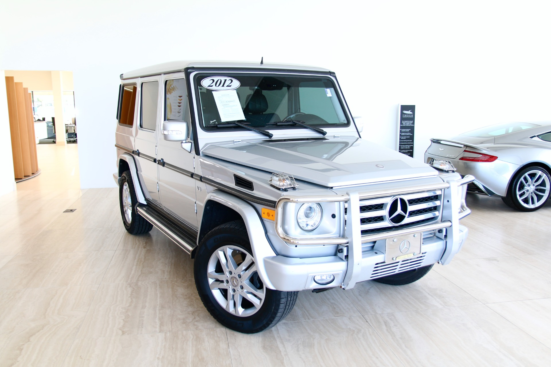 2012 Mercedes Benz G Class G 550 Stock 5W C for sale near