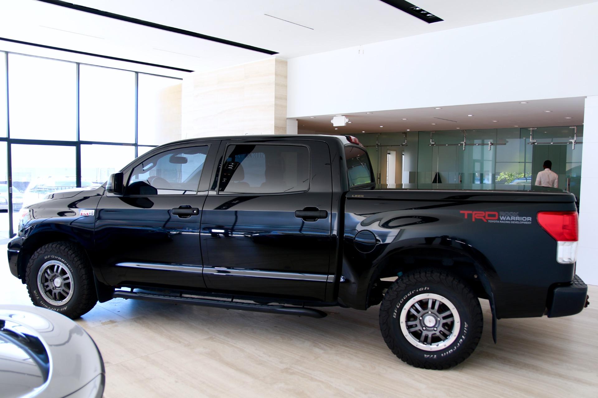 2011 Toyota Tundra 4WD Truck Grade Stock P A for sale near