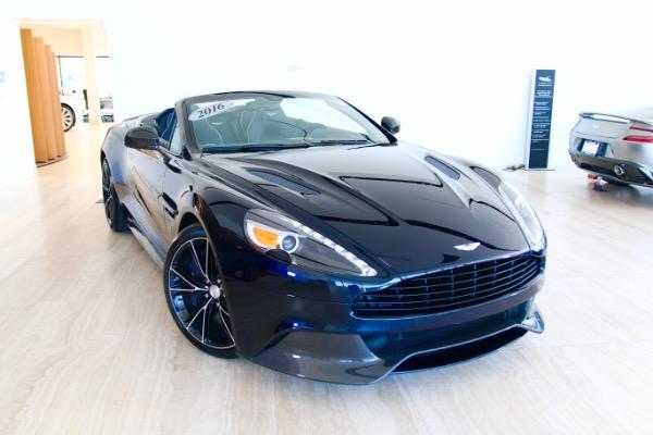 Used 2016 Aston Martin Vanquish-Vienna, VA