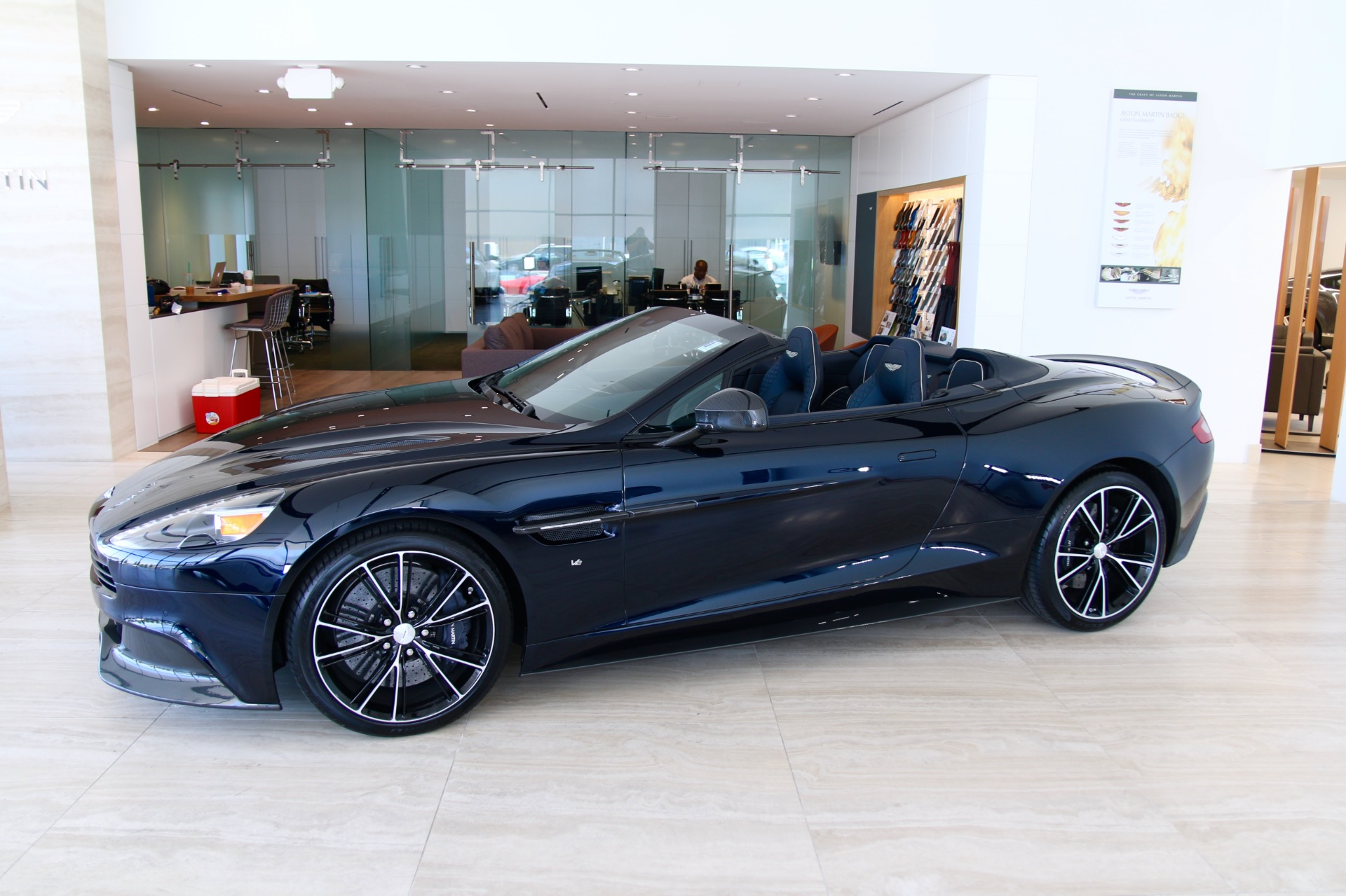 2016 Aston Martin Vanquish Volante Stock # PO3168 for sale near ...
