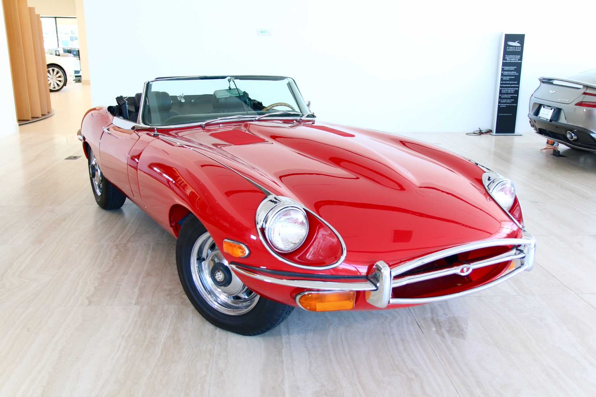 Jaguar EType Stock P For Sale Near Vienna VA VA - Aston martin 1970 for sale
