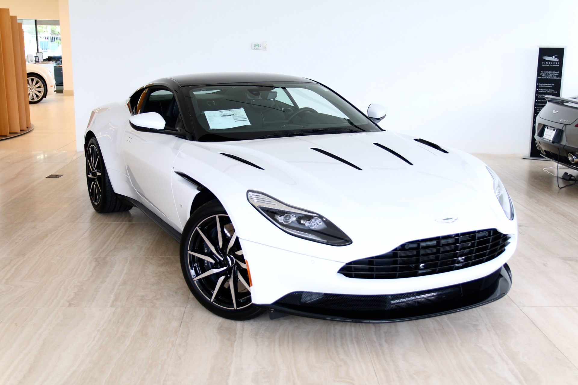 2017 Aston Martin DB11 Stock # 7NL00488 for sale near Vienna, VA ...