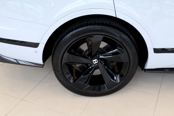 New 2018 Bentley BENTAYGA W12 BLACK EDITION  | Vienna, VA
