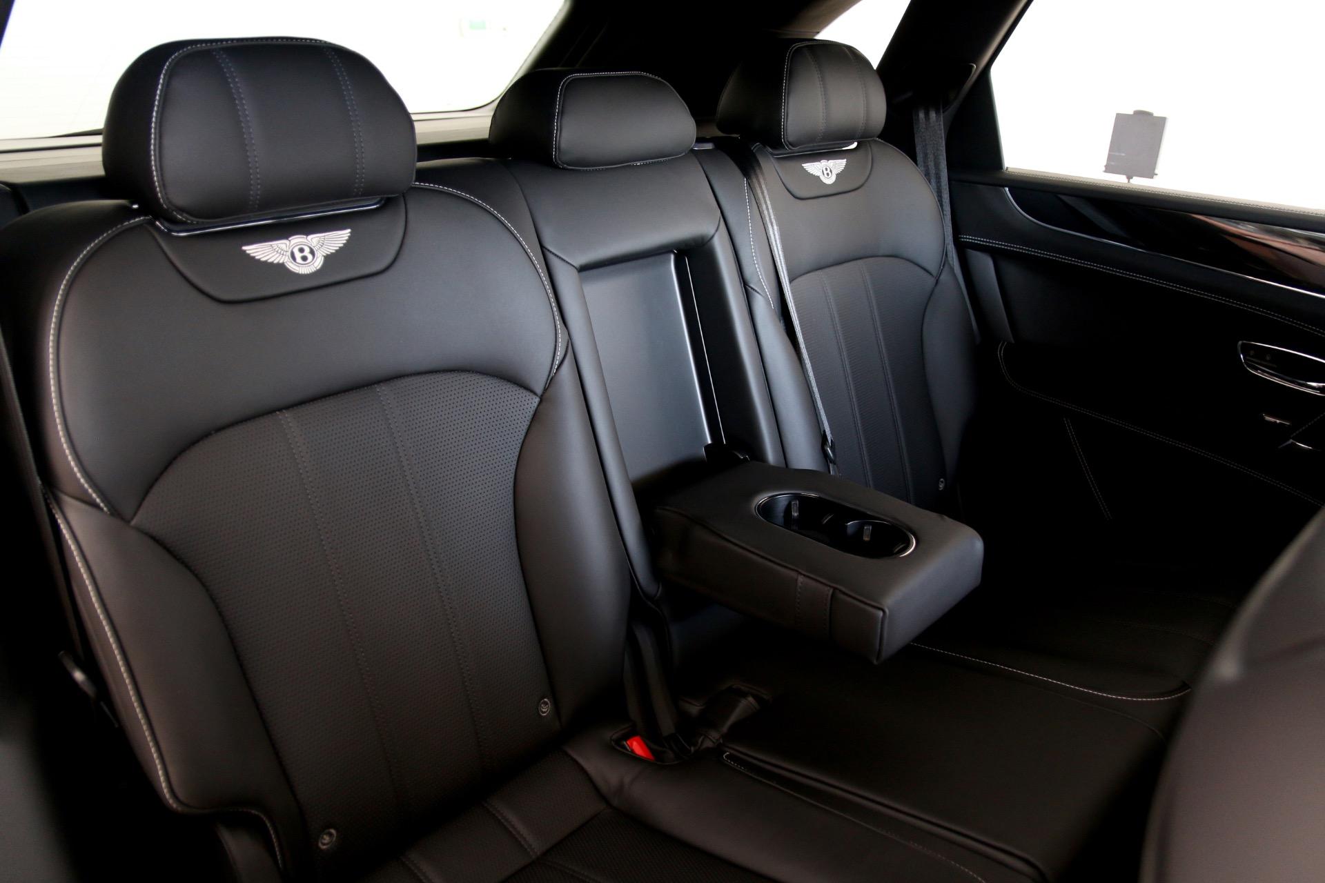 2018 bentley bentayga interior. brilliant bentley new 2018 bentley bentayga w12 black edition  vienna va on bentley bentayga interior n