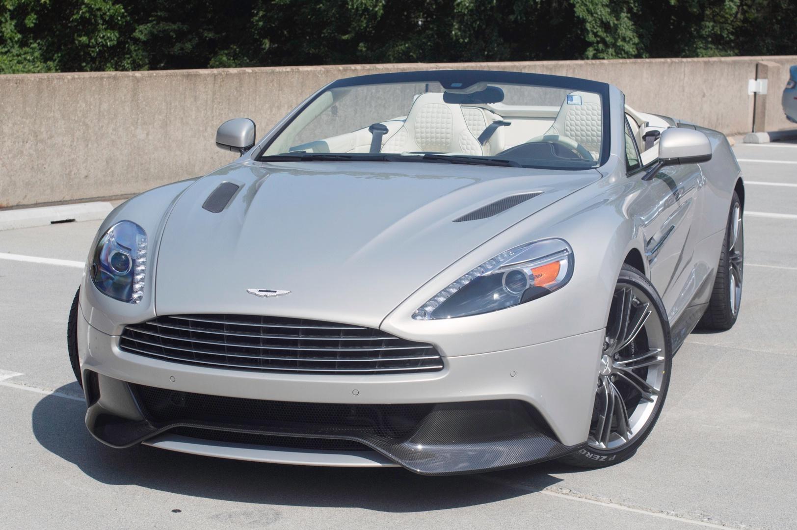 2014 Aston Martin Vanquish Volante Stock # 4NK01674 for sale near ...