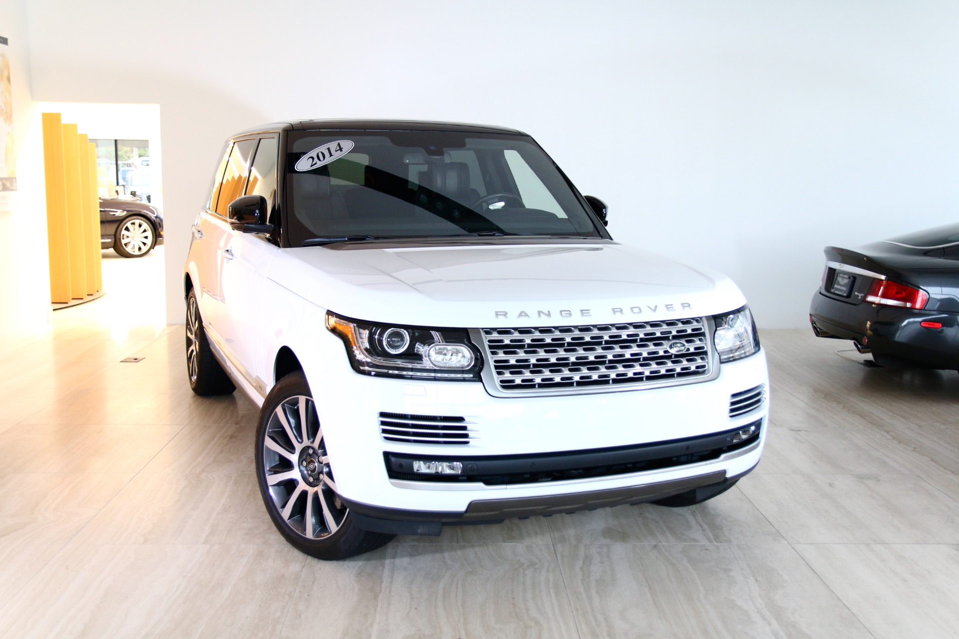 2014 Land Rover Range Rover Autobiography LWB Stock 8N A for