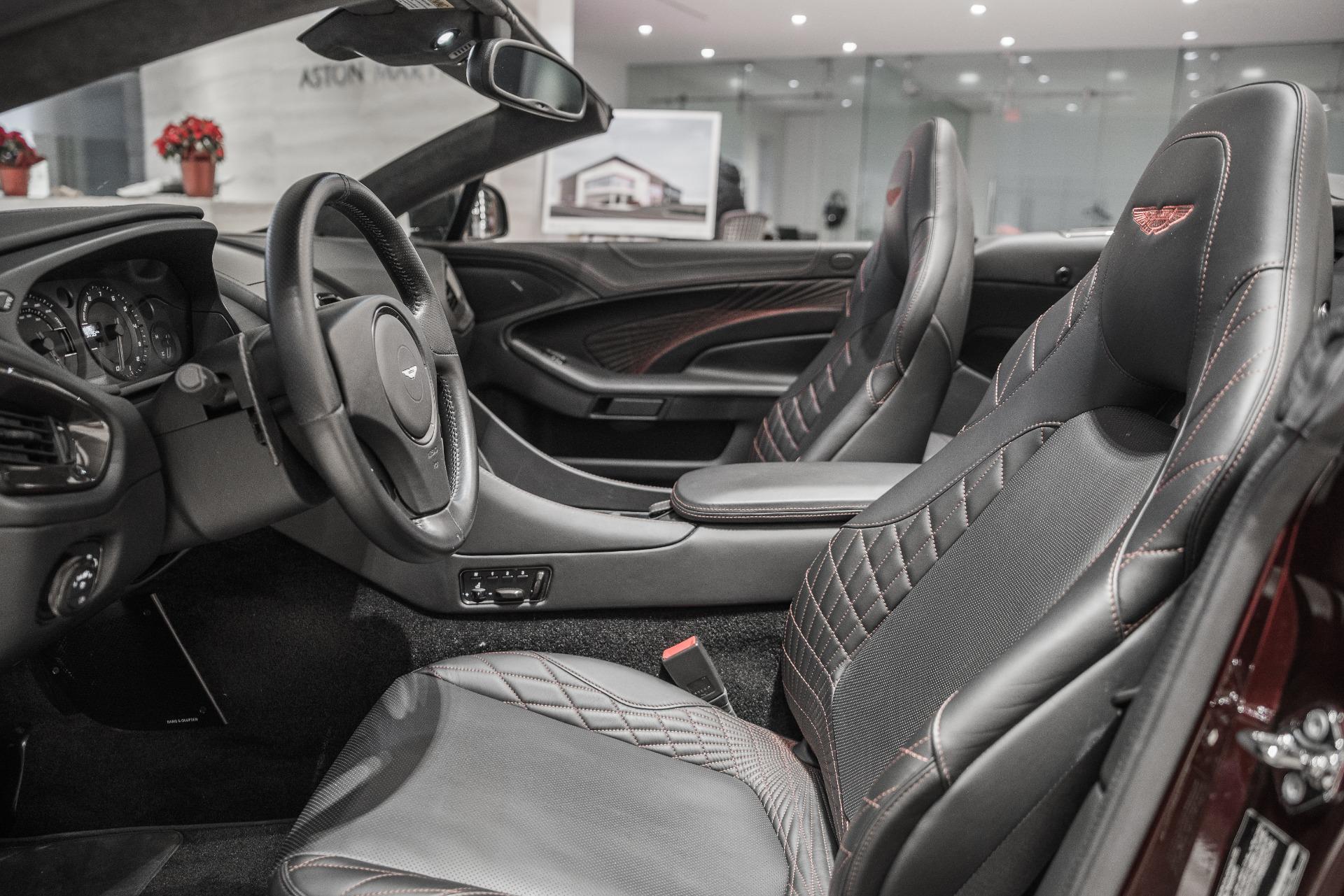 ASTON MARTIN VANQUISH Volante Stock NK For Sale Near - 2018 aston martin vanquish convertible