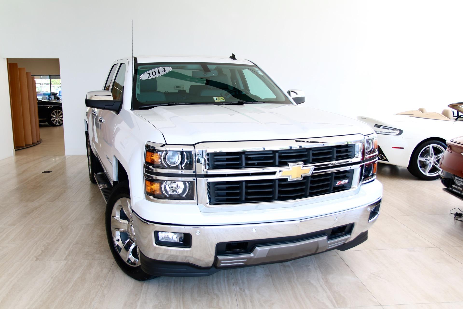 2014 Chevrolet Silverado 1500 LTZ Stock # P46898 for sale near ...
