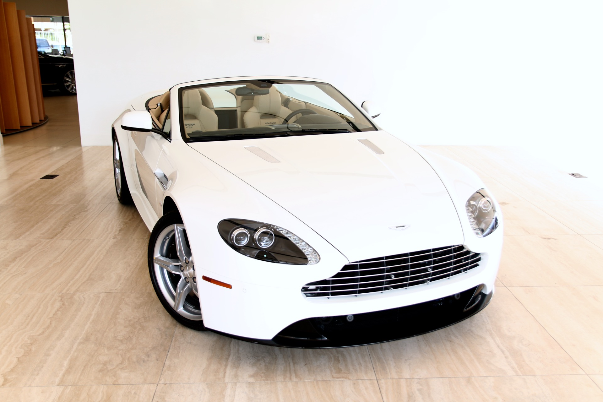 Aston Martin V Vantage GTS Roadster Stock ND For Sale - Aston martin used for sale