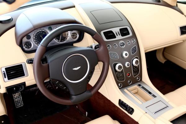 Used 2016 Aston Martin V8 Vantage GTS Roadster | Vienna, VA
