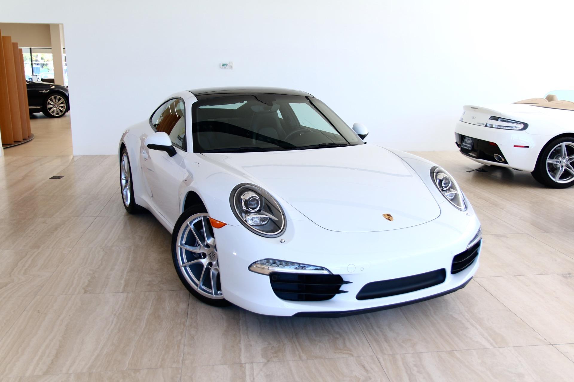2015 Porsche 911 Carrera Stock # P083582A for sale near Vienna, VA