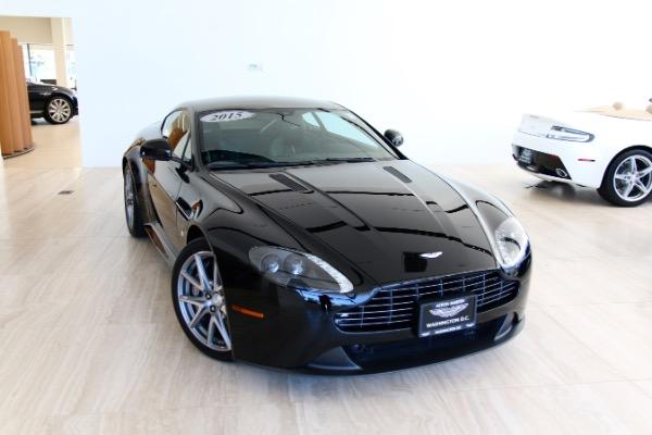 Used 2015 Aston Martin V8 Vantage GT Coupe-Vienna, VA