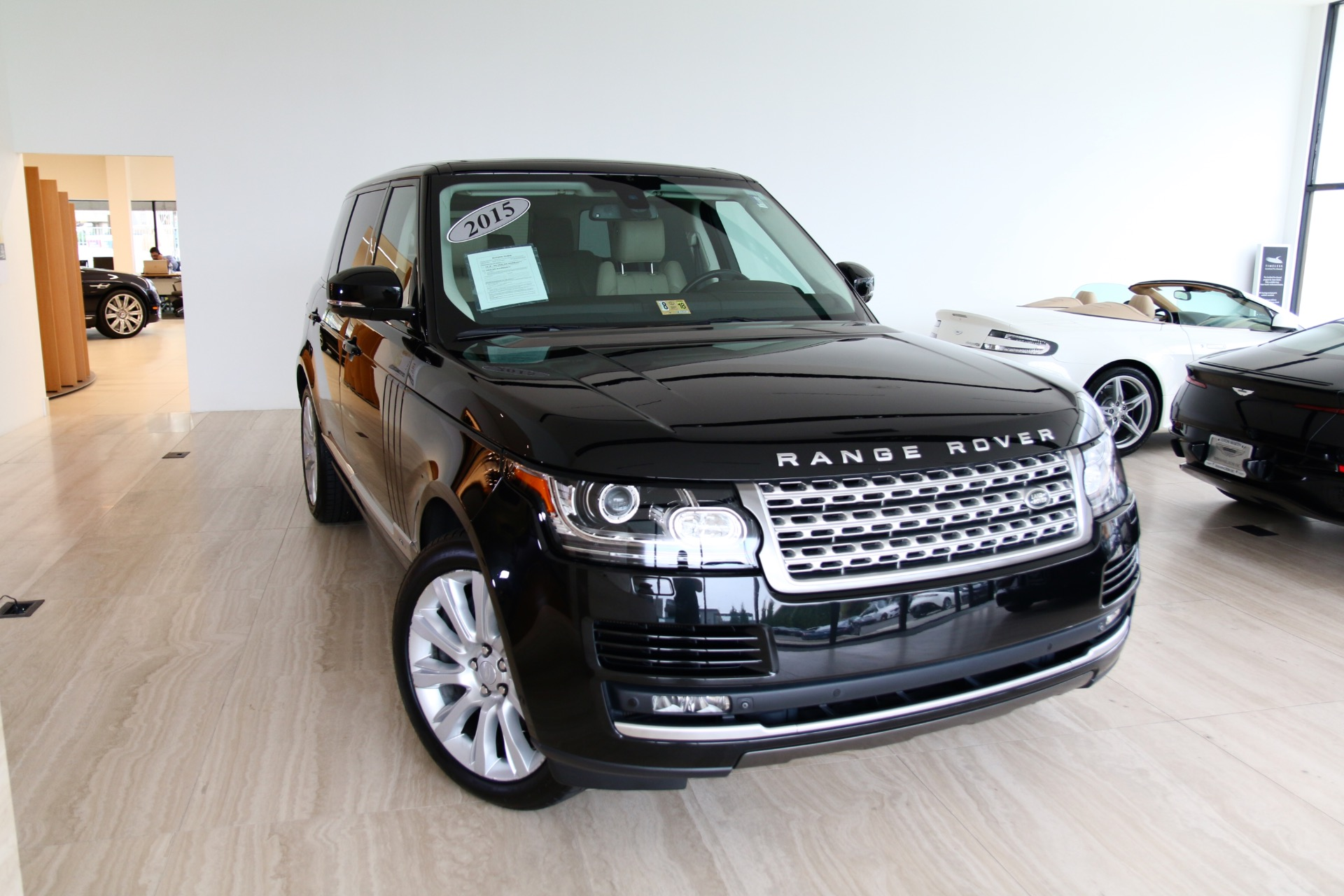 2015 Land Rover Range Rover Supercharged LWB Stock P for