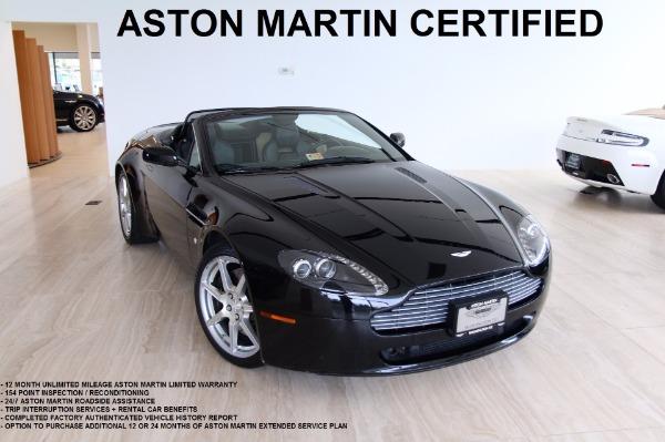 Used 2008 Aston Martin Vantage-Vienna, VA