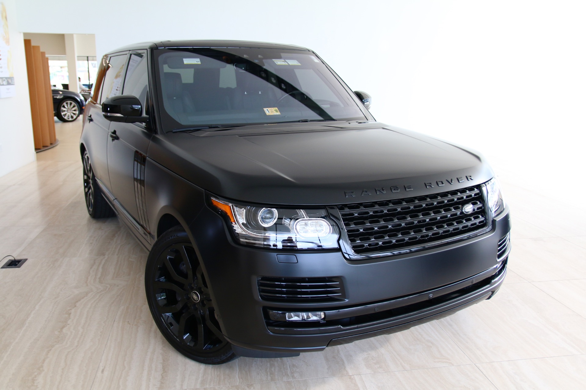 2017 Land Rover Range Supercharged Lwb Stock 8n018676a For Heated Windshield Wiring Used Vienna Va