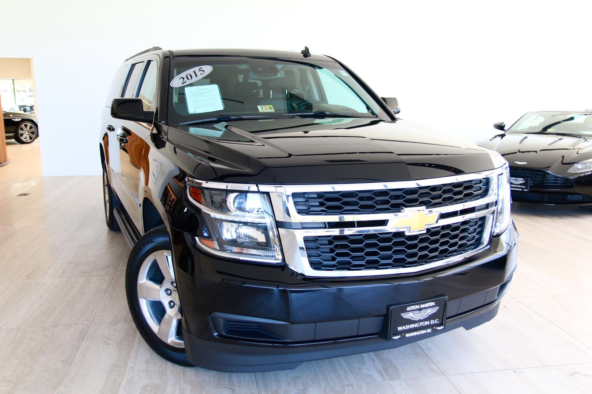 2015 Chevrolet Suburban LT 1500 Stock # P694771A for sale near ...