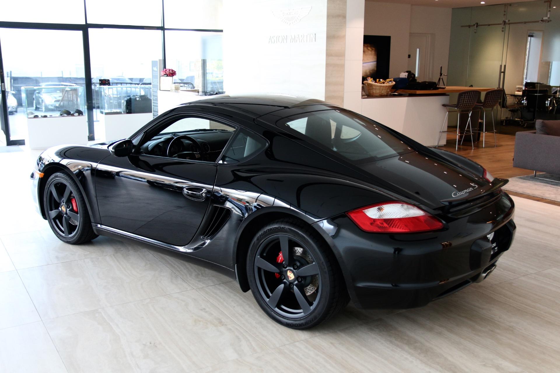 2006 Porsche Cayman S Stock P04838b For Sale Near Vienna