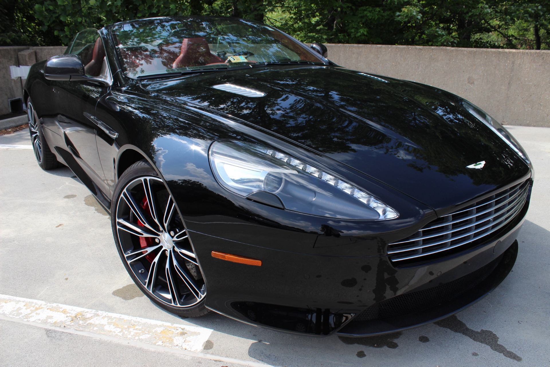 2014 Aston Martin Db9 Volante Stock 4nb15042 For Sale Near Vienna Va Va Aston Martin Dealer