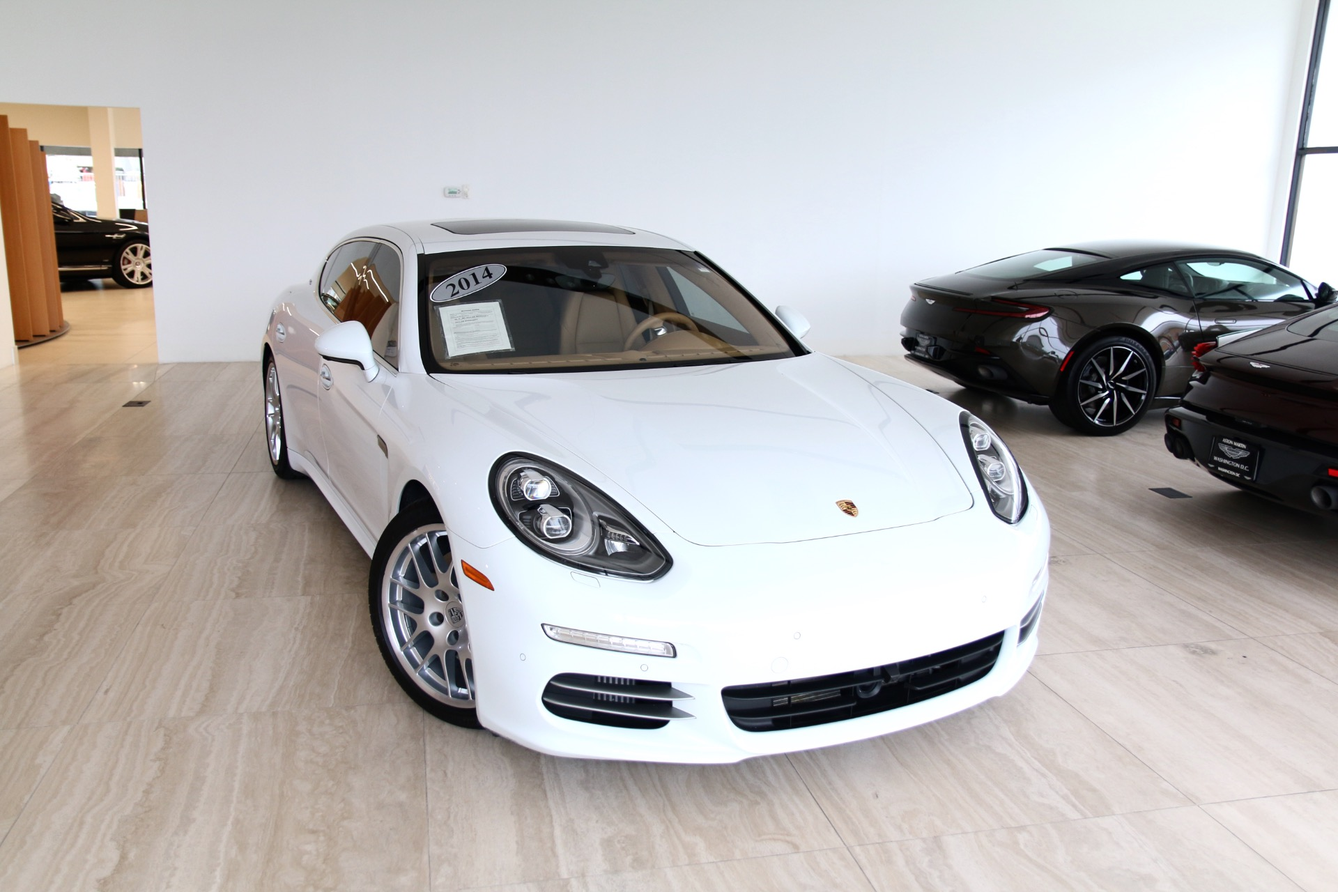2014 Porsche Panamera 4s Executive Stock 7n003354b For Sale Near Vienna Va Va Porsche Dealer