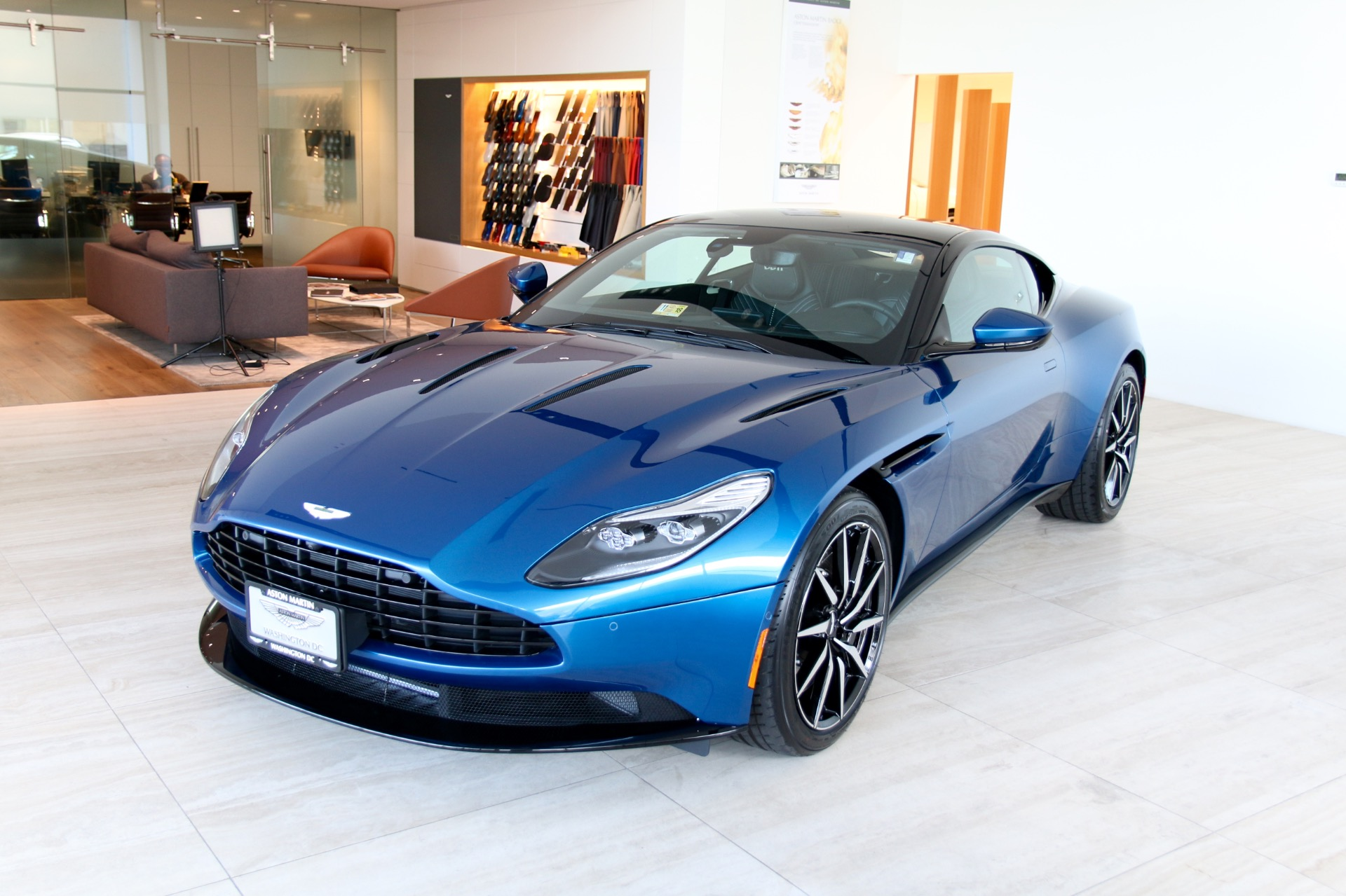 2018 Aston Martin Db11 V12 Stock 8n03312 For Sale Near Vienna Va