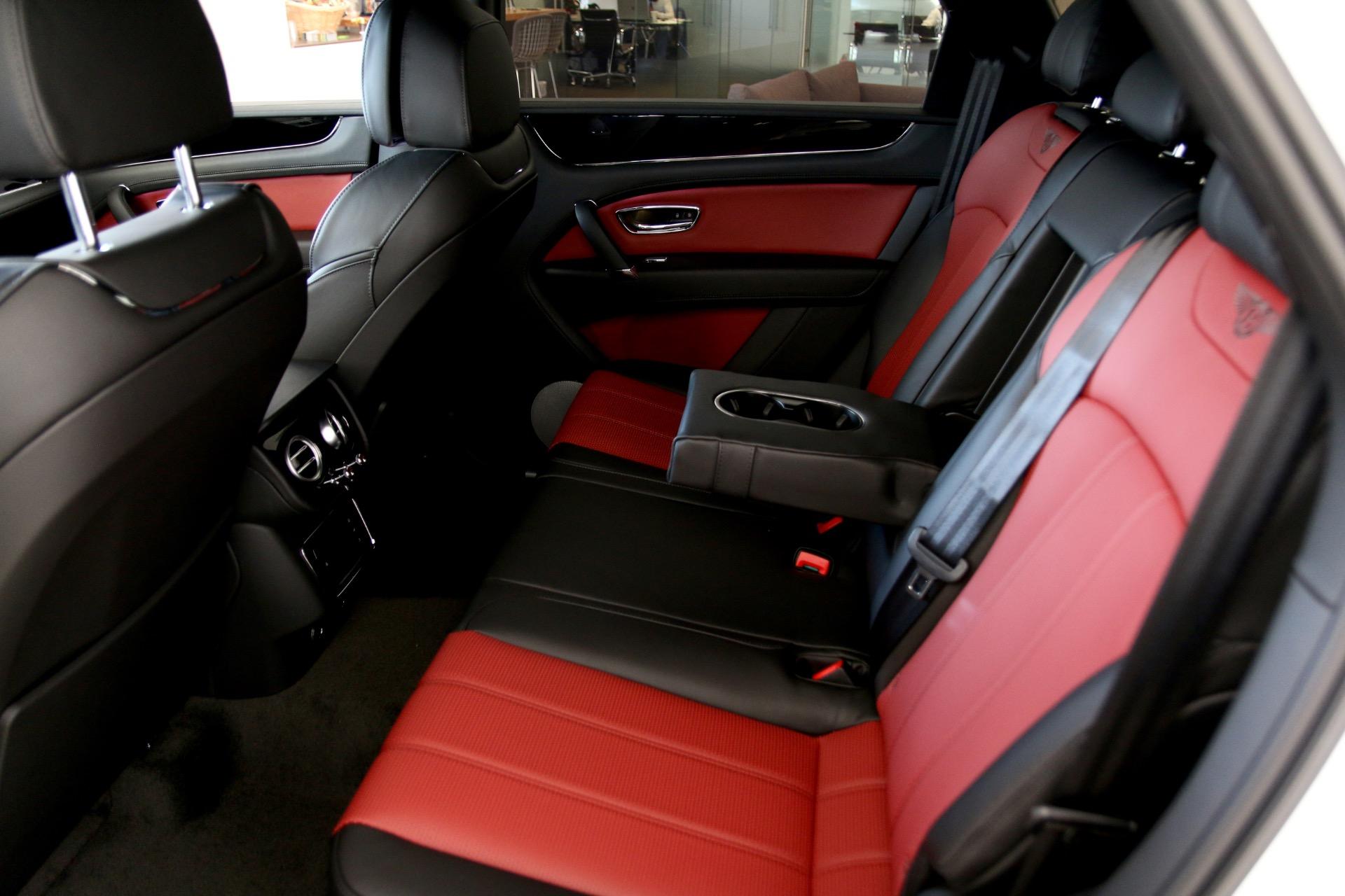 2018 Bentley Bentayga Black Edition Stock 8n021086 For Sale Near Vienna Va Va Bentley Dealer