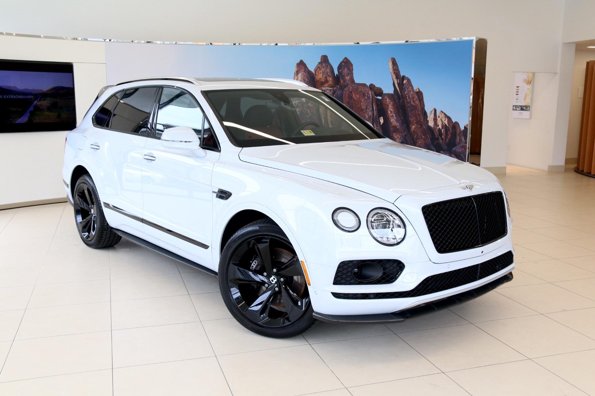 2018 Bentley Bentayga Black Edition Stock # 8N021086 For
