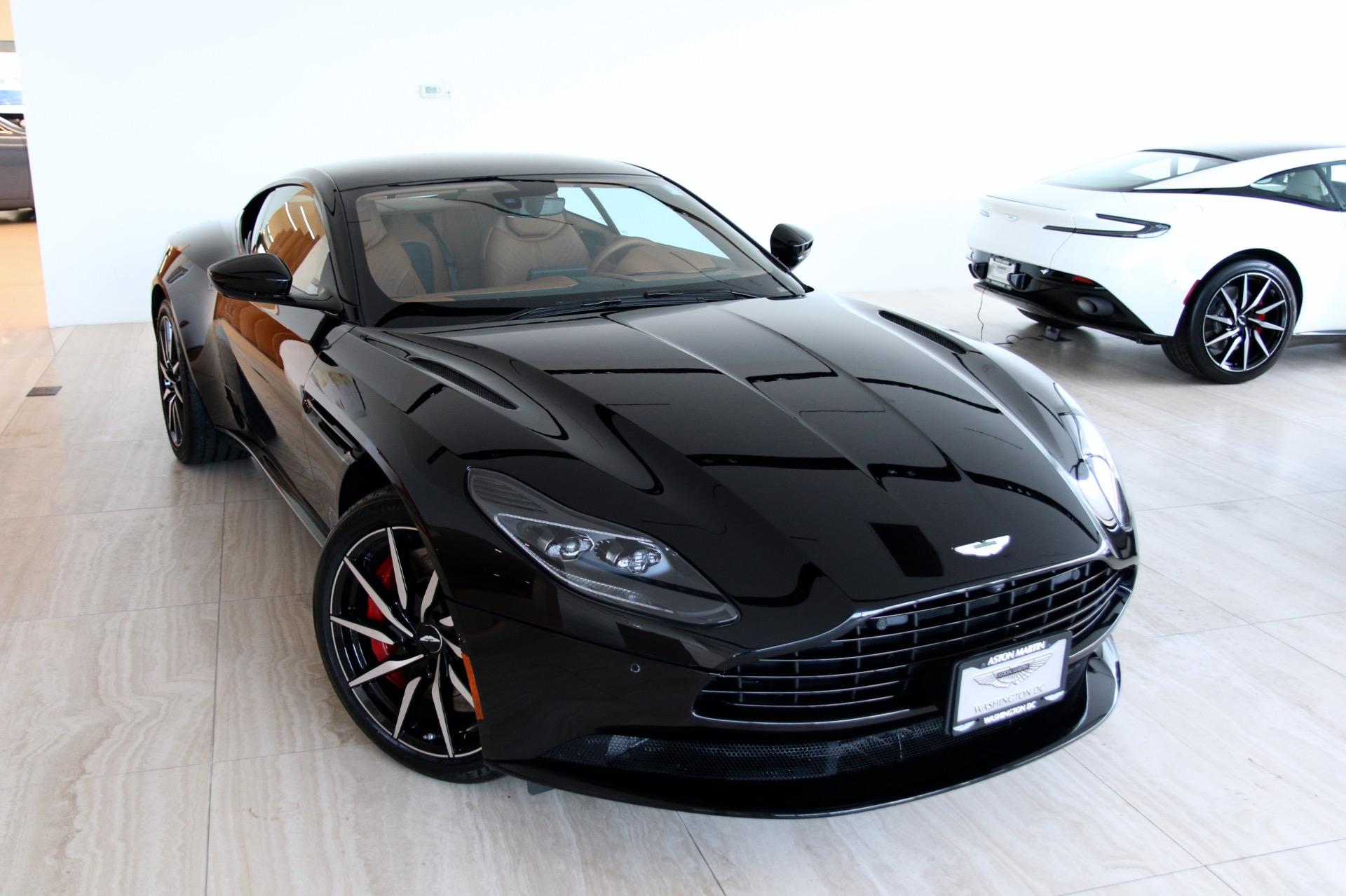 2018 Aston Martin Db11 V8 Stock 8l04040 For Sale Near Vienna Va