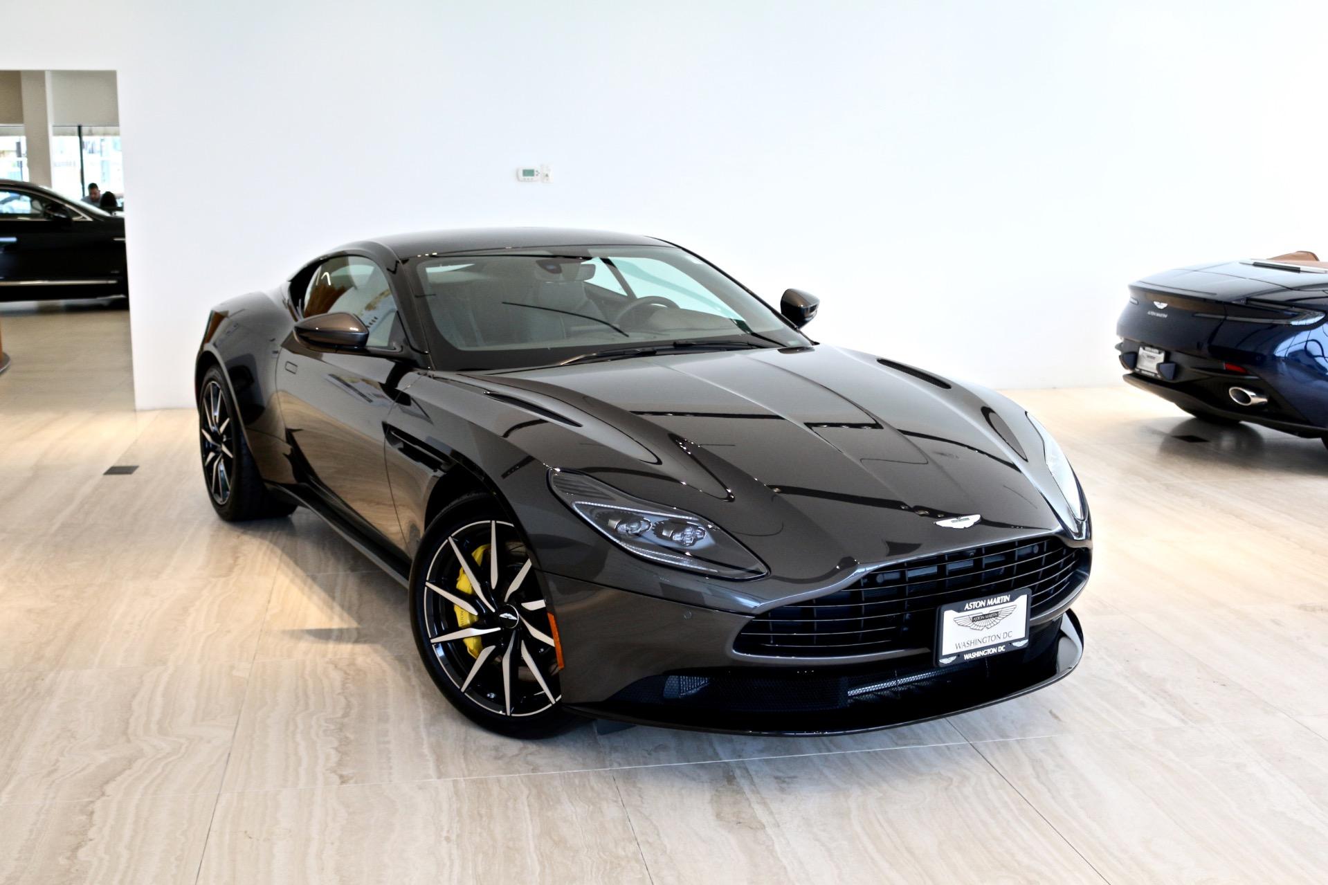 Aston Martin Stock >> 2018 Aston Martin Db11 V8 Stock 8l04039 For Sale Near