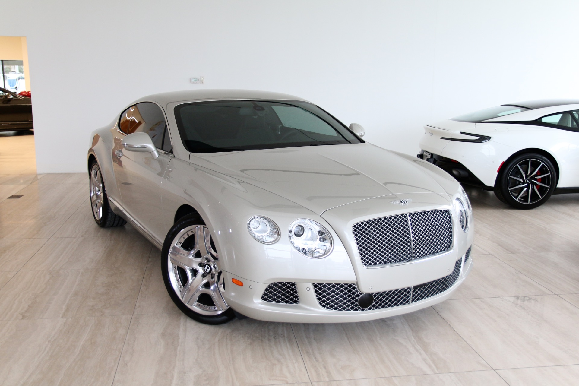 2013 Bentley Continental Gt Stock P078111 For Sale Near Vienna Va