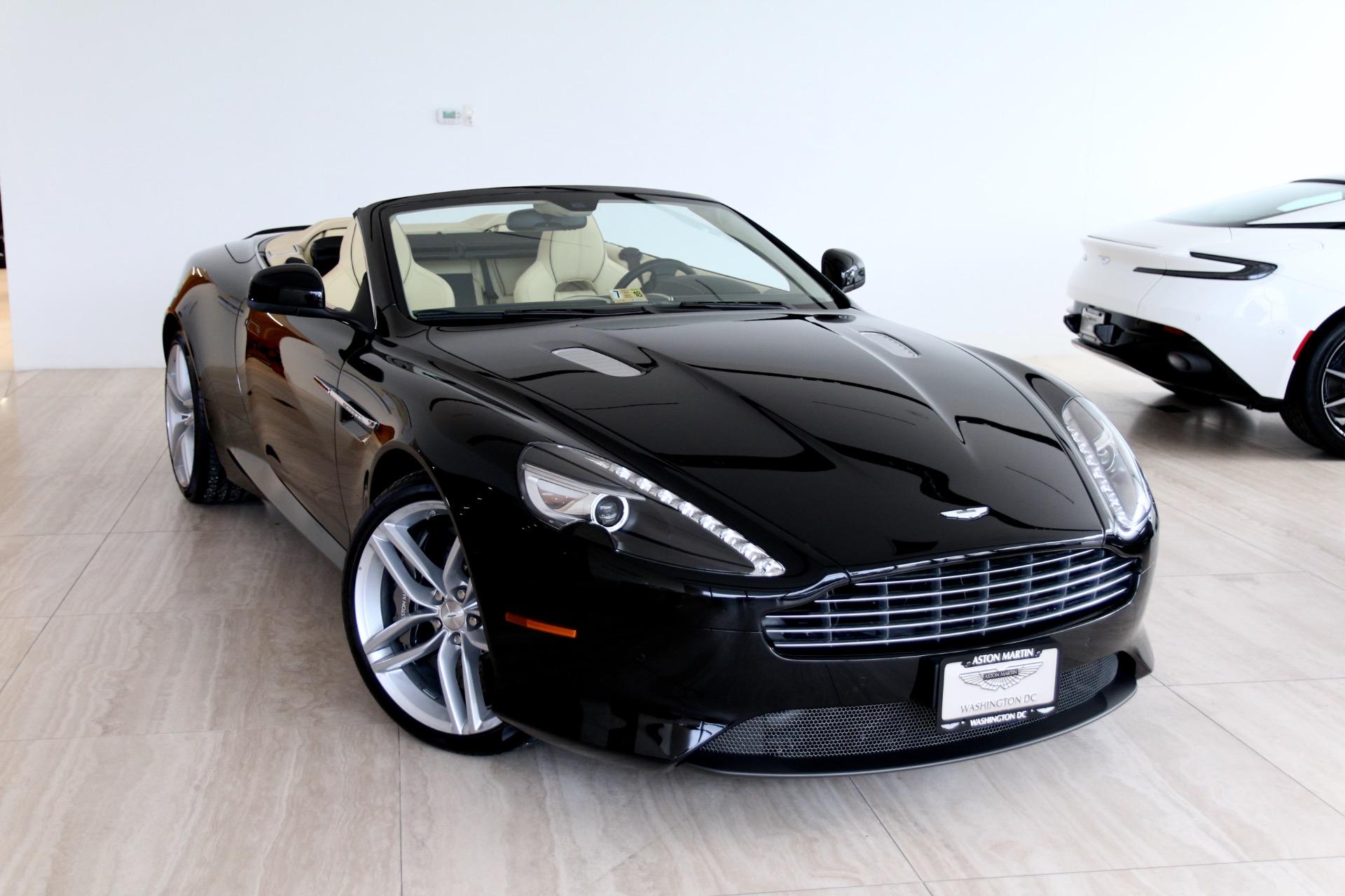 2015 Aston Martin Db9 Volante Stock 8n019834a For Sale Near Vienna