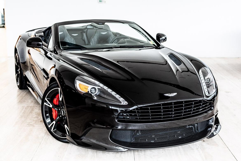 2018 Aston Martin Vanquish Volante Stock 8nk04078 For Sale Near