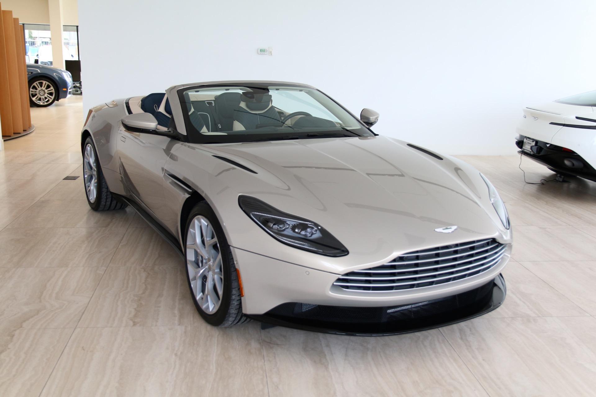 2019 Aston Martin Db11 V8 Volante Call To Order Stock 9nx82136 For Sale Near Vienna Va Va Aston Martin Dealer