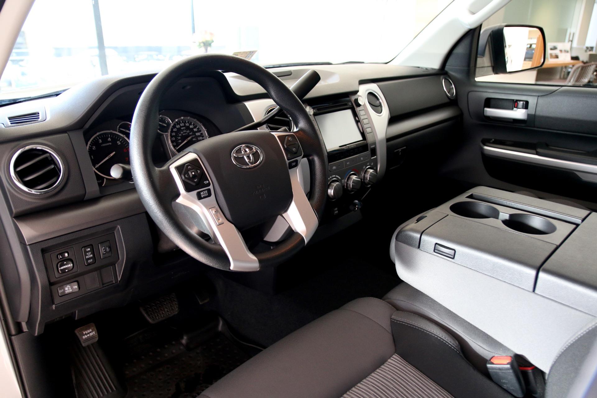 2017 Toyota Tundra 4wd Sr5 Stock 7n003341f For Sale Near