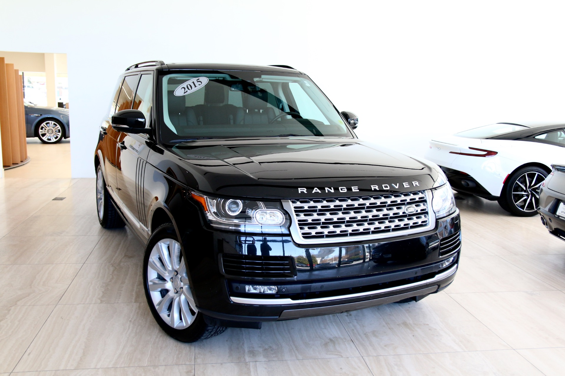 2015 Land Rover Range Rover Supercharged Lwb Stock