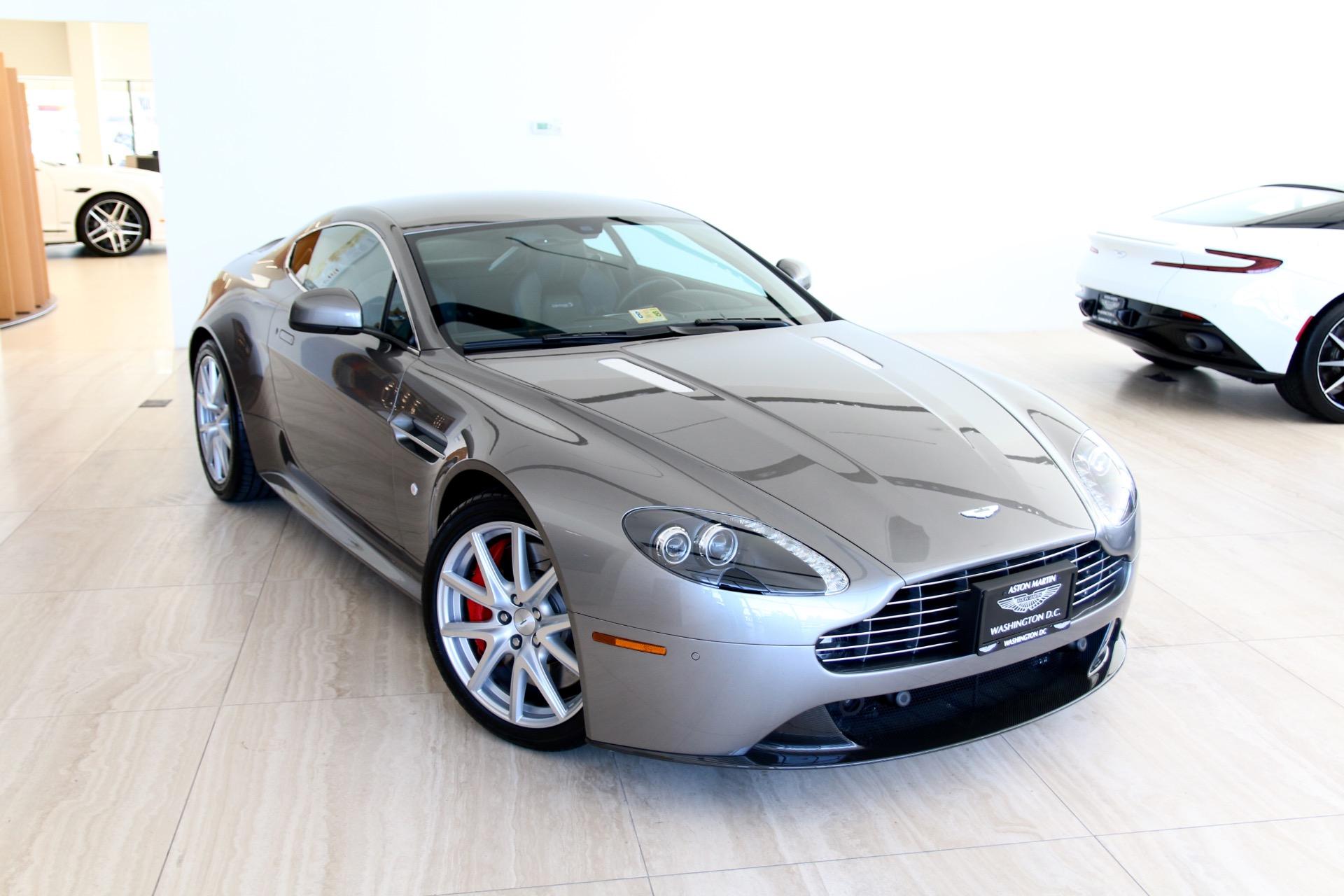 2015 Aston Martin V8 Vantage S Stock Pc18870 For Sale Near Vienna Va Va Aston Martin Dealer