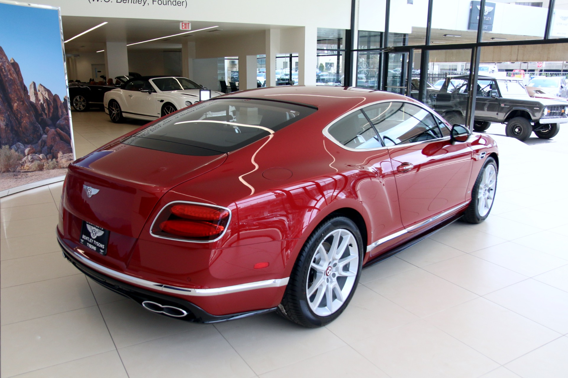 2017 Bentley Continental Gt V8 S Stock 7n065595 For Sale Near