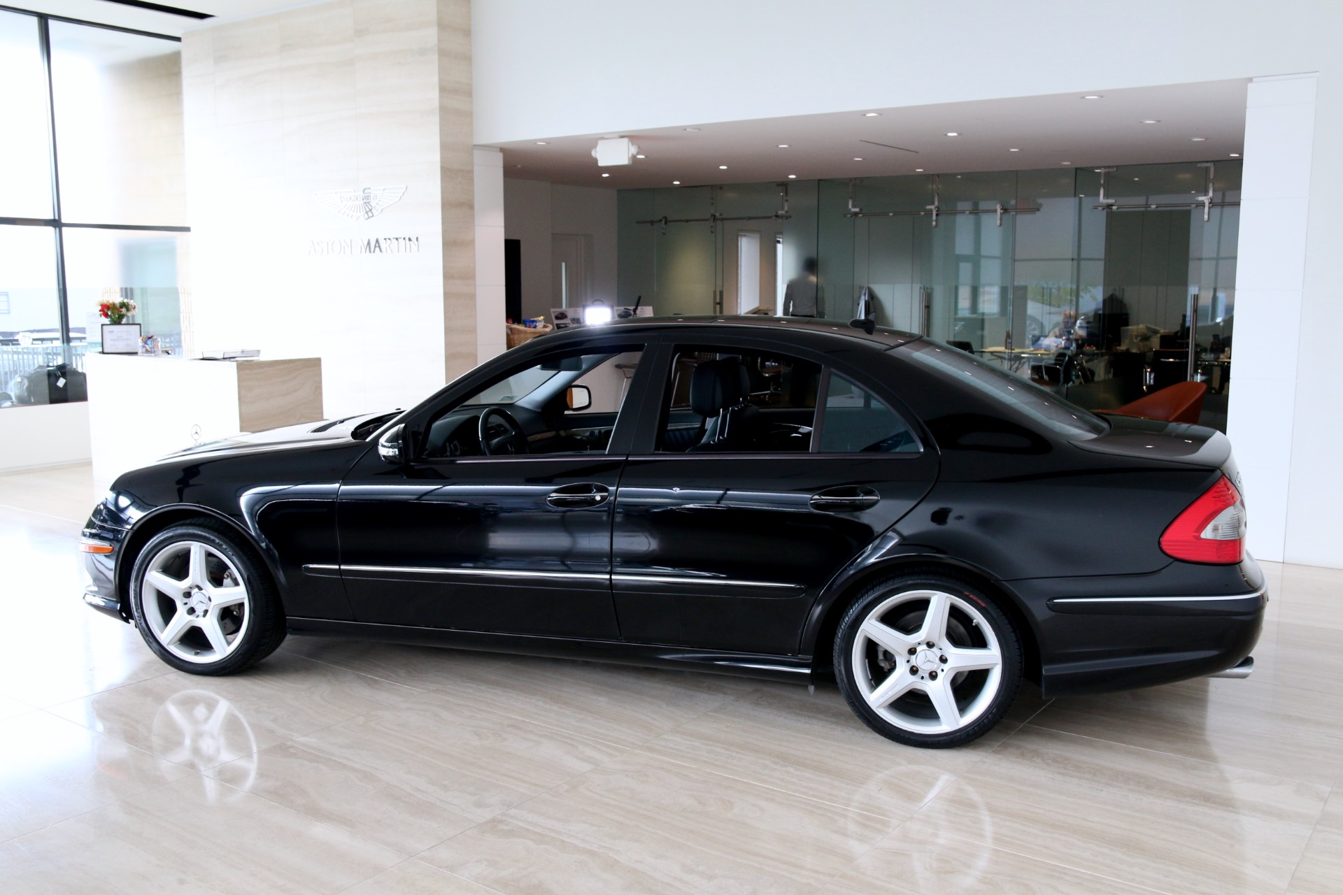 2008 Mercedes Benz E Class E 550 Stock P329045 For Sale