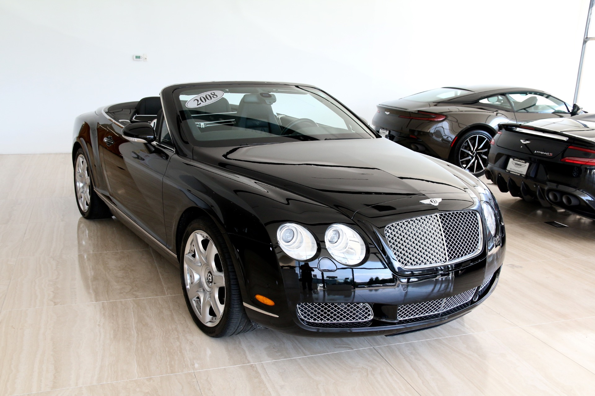 2008 Bentley Continental Gt Gt Stock 8n066960a For Sale